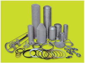 Specjalny pierścień uszczelniający PTFE do instalacji filtrującej